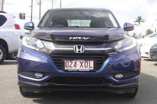 2017 Honda HR-V MY16 VTi-S Blue 1 Speed Constant Variable Hatchback.