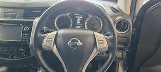 2018 Nissan Navara Grey Dual Cab
