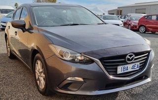 2013 Mazda 3 BM5478 Touring SKYACTIV-Drive Grey 6 Speed Sports Automatic Hatchback