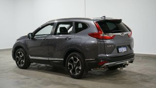 2017 Honda CR-V RW MY18 VTi-LX 4WD Grey 1 Speed Constant Variable Wagon.