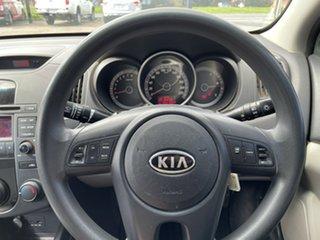 2009 Kia Cerato TD MY09 S Brown 4 Speed Sports Automatic Sedan