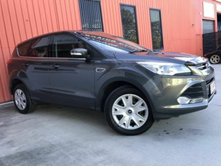 2016 Ford Kuga TF MY16.5 Ambiente 2WD Grey 6 Speed Sports Automatic Wagon.
