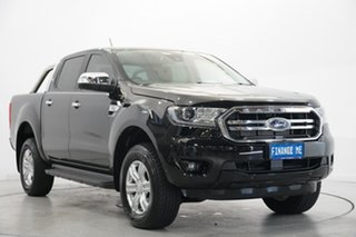 2020 Ford Ranger PX MkIII 2020.25MY XLT Shadow Black 6 Speed Sports Automatic Double Cab Pick Up