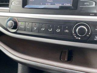 2018 Toyota Kluger GSU55R GX (4x4) Silver 8 Speed Automatic Wagon
