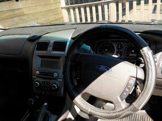 2008 Ford Falcon BF Mk II XL Ute Super Cab Grey 5 Speed Manual Utility