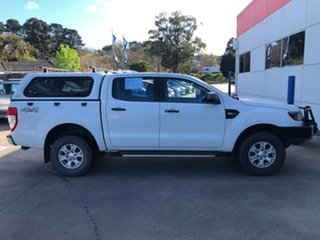 2016 Ford Ranger PX MkII XLS Double Cab White 6 Speed Sports Automatic Utility.