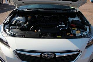 2017 Subaru Impreza G5 MY17 2.0i Premium CVT AWD White Pearl 7 Speed Continuous Variable Hatchback