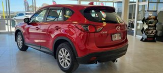 2013 Mazda CX-5 Red Wagon.