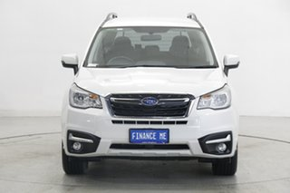 2018 Subaru Forester S4 MY18 2.0D-L CVT AWD White Pearl 7 Speed Constant Variable Wagon.