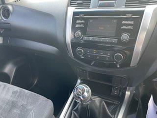 2015 Nissan Navara D23 ST 4x2 White 6 Speed Manual Utility