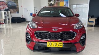 2018 Kia Sportage QL MY19 Si 2WD Premium Red 6 Speed Sports Automatic Wagon.