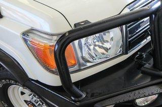 2015 Toyota Landcruiser VDJ78R MY12 Update GXL (4x4) French Vanilla 5 Speed Manual