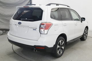 2018 Subaru Forester S4 MY18 2.0D-L CVT AWD White Pearl 7 Speed Constant Variable Wagon