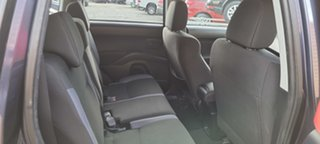 2009 Mitsubishi Outlander ZG MY09 LS Blue 6 Speed Constant Variable Wagon