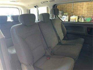 2011 Hyundai iMAX TQ MY11 White 4 Speed Automatic Wagon
