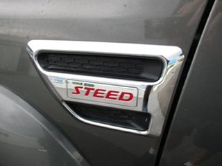 2016 Great Wall Steed 4X4 Grey 5 Speed Manual Dual Cab
