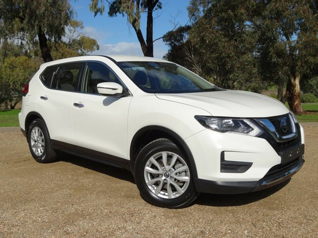 Used Nissan X-Trail T32 Series II ST X-tronic 2WD Morphett Vale, 2018 Nissan X-Trail T32 Series II ST X-tronic 2WD White 7 Speed Constant Variable Wagon