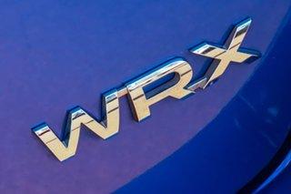 2018 Subaru WRX V1 MY18 Premium AWD Blue 6 Speed Manual Sedan