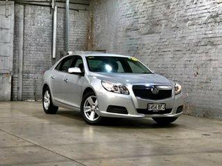 2014 Holden Malibu V300 MY13 CD Silver 6 Speed Sports Automatic Sedan.