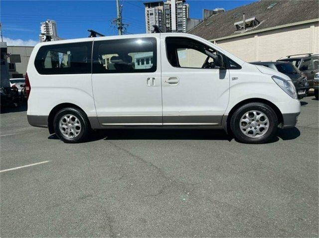 Used Hyundai iMAX TQ MY11 Southport, 2011 Hyundai iMAX TQ MY11 White 4 Speed Automatic Wagon