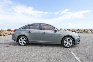 2009 Holden Cruze JG CDX Grey 5 Speed Manual Sedan.