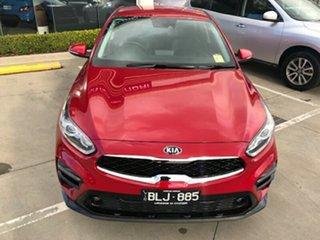 2020 Kia Cerato BD MY20 Sport+ Red 6 Speed Sports Automatic Sedan.