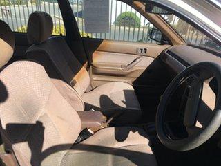 1990 Holden Apollo JK Executive Beige 4 Speed Automatic Sedan