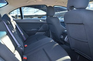 2013 Ford Falcon FG MK2 XR6 Silver 6 Speed Auto Seq Sportshift Sedan