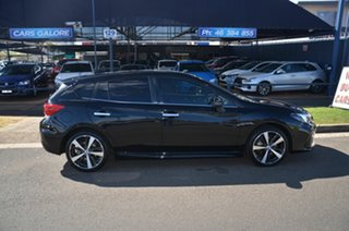 2016 Subaru Impreza MY16 2.0I-S (AWD) Black Continuous Variable Hatchback.