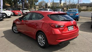 2016 Mazda 3 BN5478 Touring SKYACTIV-Drive Red 6 Speed Sports Automatic Hatchback.
