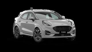 2020 Ford Puma JK 2021.25MY ST-Line Grey Matter 7 Speed Sports Automatic Dual Clutch Wagon.