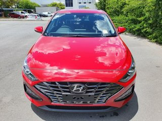2021 Hyundai i30 PD.V4 MY21 Active Fiery Red 6 Speed Sports Automatic Hatchback