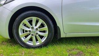 2014 Kia Cerato YD MY15 S Premium Silky Silver 6 Speed Sports Automatic Hatchback