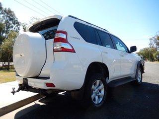 2016 Toyota Landcruiser Prado GDJ150R MY16 GXL (4x4) Glacier White 6 Speed Automatic Wagon.