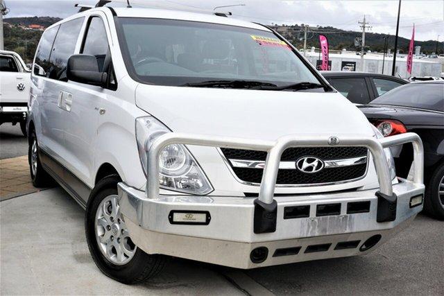 Used Hyundai iMAX TQ-W MY15 Phillip, 2015 Hyundai iMAX TQ-W MY15 White 5 Speed Automatic Wagon