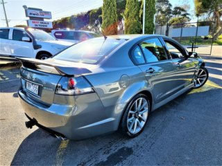 2011 Holden Commodore VE II SS V Grey 6 Speed Manual Sedan.