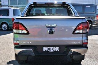 2020 Mazda BT-50 UR0YG1 GT Silver 6 Speed Sports Automatic Utility