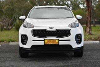 2017 Kia Sportage QL MY17 Si 2WD White 6 Speed Sports Automatic Wagon.