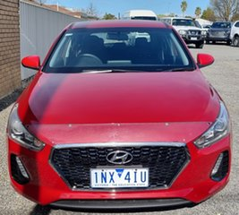 2018 Hyundai i30 PD MY18 Go Red 6 Speed Sports Automatic Hatchback