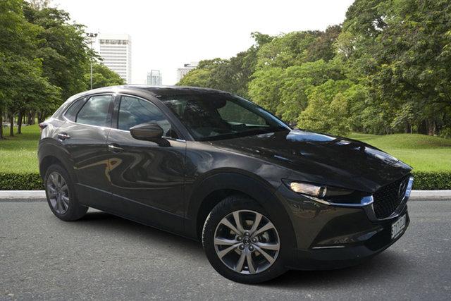 Demo Mazda CX-30 DM2WLA G25 SKYACTIV-Drive Touring Paradise, 2021 Mazda CX-30 DM2WLA G25 SKYACTIV-Drive Touring Titanium Flash 6 Speed Sports Automatic Wagon