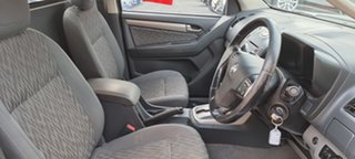 2013 Holden Colorado RG MY14 LX White 6 Speed Sports Automatic Cab Chassis