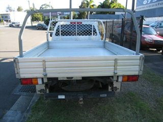 2009 Holden Colorado RC MY10 LX (4x2) White 5 Speed Manual Cab Chassis