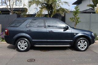 2011 Ford Territory SY MkII TS RWD Limited Edition Grey 4 Speed Sports Automatic Wagon