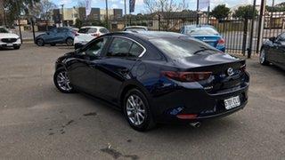 2019 Mazda 3 BP2S7A G20 SKYACTIV-Drive Pure Blue 6 Speed Sports Automatic Sedan.