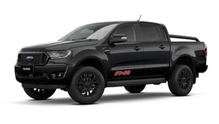 2021 Ford Ranger PX MkIII FX4 Shadow Black 6 Speed Automatic Pick Up