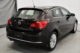 2013 Opel Astra AS Burgundy 6 Speed Sports Automatic Hatchback