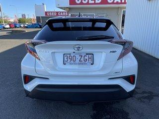 2018 Toyota C-HR NGX50R Koba S-CVT AWD 7 Speed Constant Variable Wagon