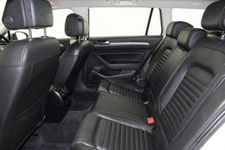 2017 Volkswagen Passat 3C (B8) MY18 140TDI DSG 4MOTION Alltrack White 6 Speed