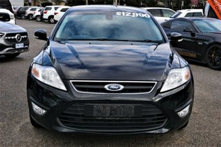 2014 Ford Mondeo MC Zetec PwrShift TDCi Black 6 Speed Sports Automatic Dual Clutch Hatchback.