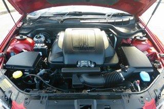2011 Holden Calais Red Automatic Sedan